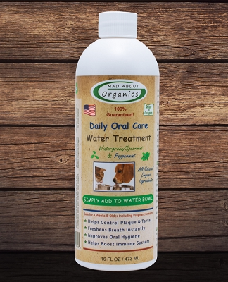 Organic Oral Care Water Treatment 16oz