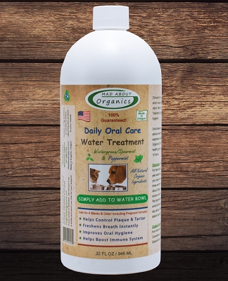 Organic Oral Care Water Treatment 32oz