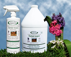 Organic Herbal Insect Relief Spray for Horse and Farm Animals